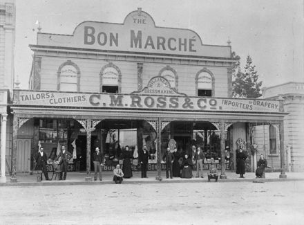 The Bon Marche, C M Ross & Co