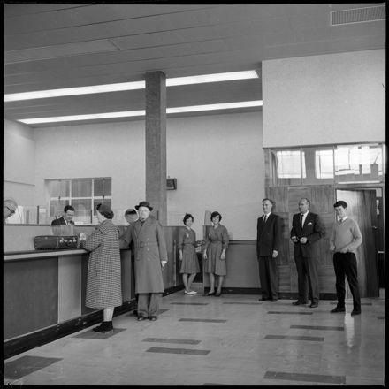 """Opening Bank Of New Zealand"""