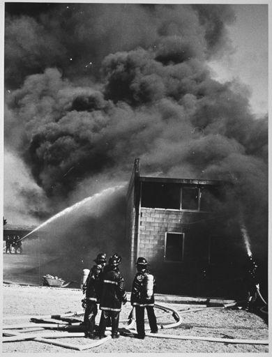 Ralta factory fire, Tremaine Avenue