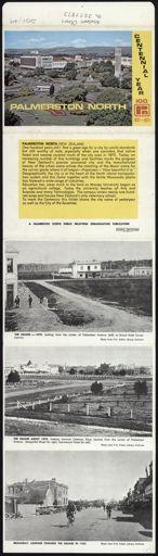 Centennial Book of Views around Palmerston North, 1870s-1970s 13