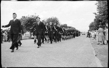 """Boys' Brigade Church Parade"""