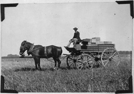 Clover Honey Wagon