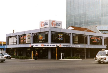 Trust Bank and the Fishermens Table