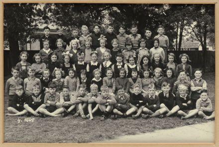 Terrace End School - Room 4, 1949