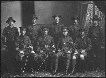 Palmerston North High School Cadets