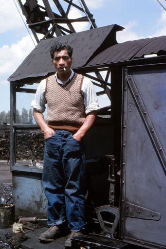 Bill - Coal Grabber Driver