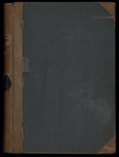 Palmerston North Borough Council Rate Book 1908-1909