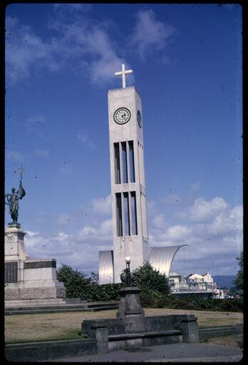 1960s Clock Tower