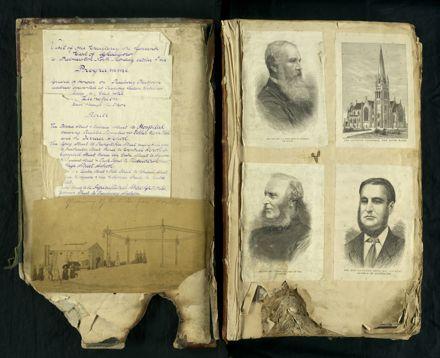 Louisa Snelson's Scrapbook
