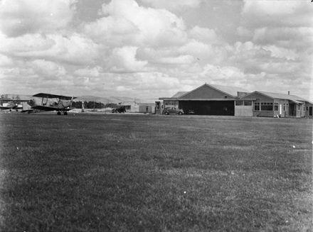 Milson Airport, Palmerston North