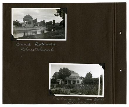 Barrow Family Photograph Album Page 14