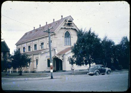 St Andrews Church, Church Street