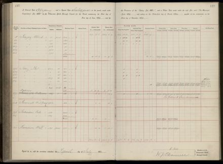 Palmerston North Rate Book, 1893 - 1896, 132