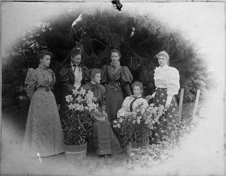 Staff of Wanganui Girls College