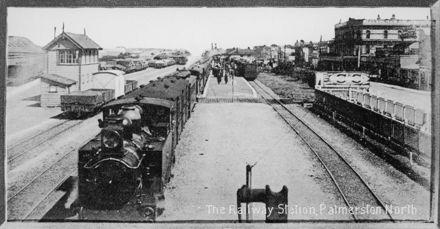 Railway Yards, Main Street