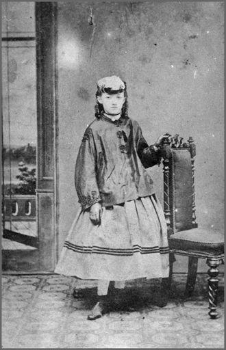 Lydia Burr