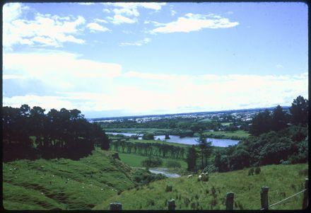A View of the Fitzherbert Bridge