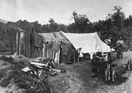 Manawatu settler's first home