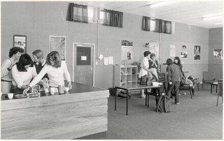 Senior Studies Block, Palmerston North Girls' High School