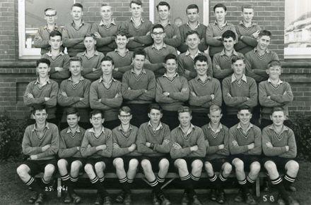 Palmerston North Boys High School, Form 5b