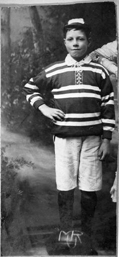 Harold Nelson - Manawatū Rugby