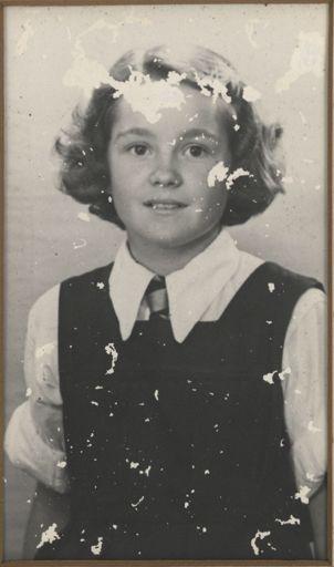 Jennifer Hyde - Terrace End School Dux, 1946