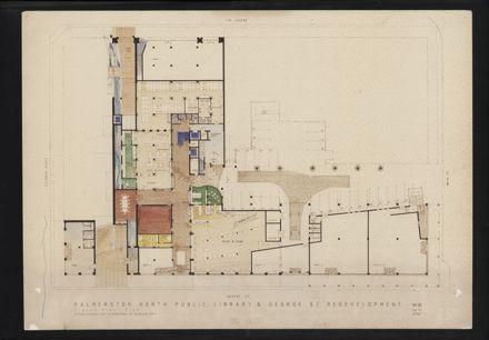 Palmerston North Public Library & George Street Redevelopment