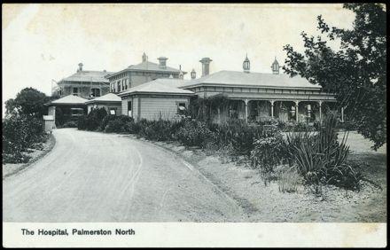 Palmerston North Public Hospital 1