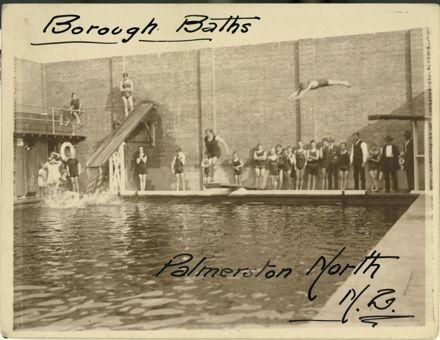 Municipal Baths, Ashley Street