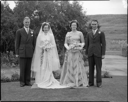 Franklin Wedding, Dannevirke