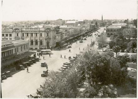 Scenes from Palmeston North, c1936 3