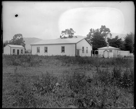 Unidentified Buildings
