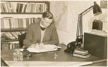 Reverend Ronald P.F. Plaistowe
