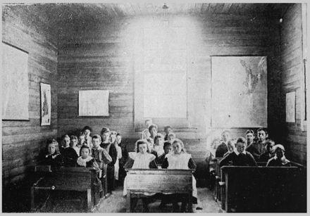 Opening Day at Waikanae School