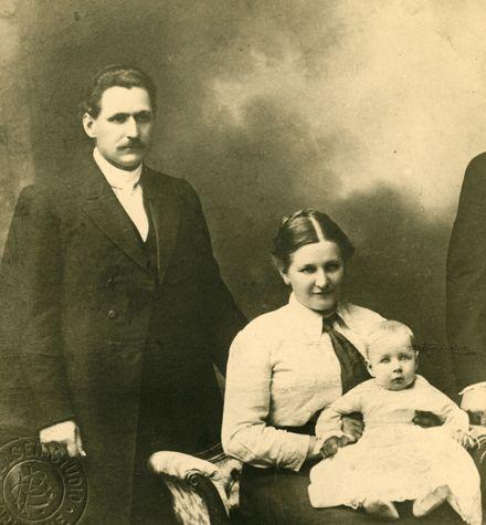 Bach Family Portrait