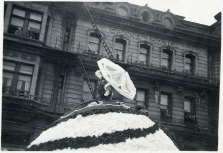 Rosco's Float - 1952 Jubilee Celebrations