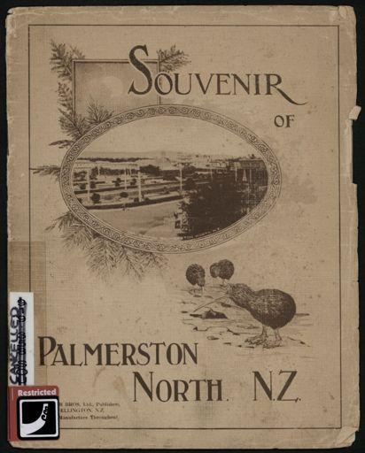 Souvenir of Palmerston North, N.Z. 1