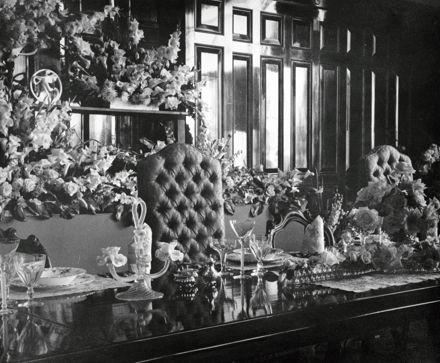 Queen's Reception, Rosco Tearooms