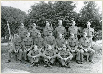 1st Hawkes Bay Regiment, Woodville Racecourse