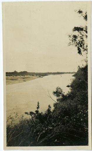 View of the Manawatu River