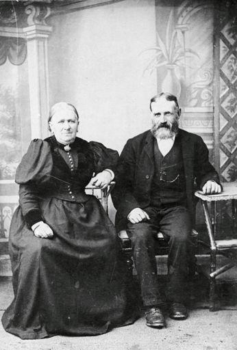 Mr and Mrs Neils Nielsen