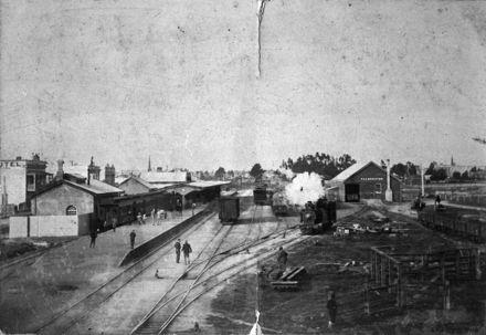 Railway Station, Main Street