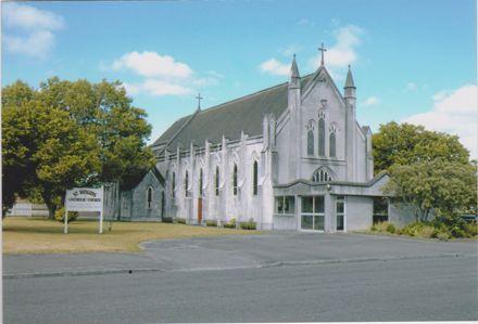Old St Brigids Catholic Church