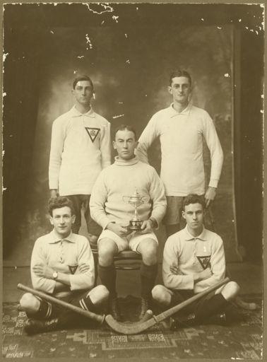 YMCA Hockey Team
