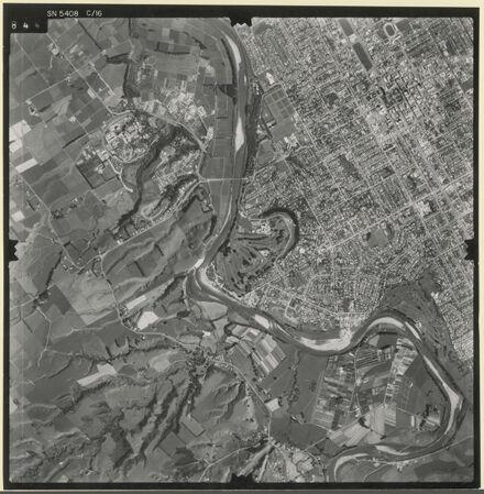 NZ Aerial Mapping Ltd, SN 5408 C/16