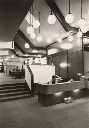 Public Trust Office interior, Main Street