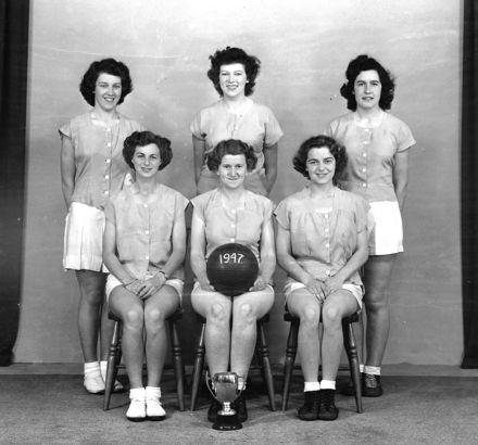 Amazons - Ladies Basketball Team