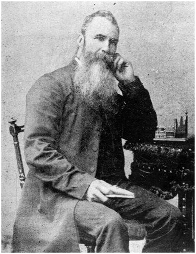 Rev. James McWilliam
