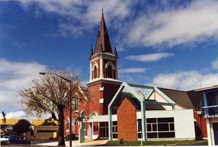 Wesley Broadway Church