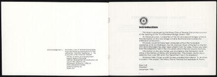 The Fitzherbert Bridges 1877-1987 - 2